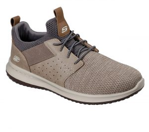 Skechers - 65474 (Taupe)