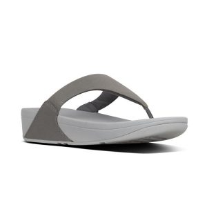 FitFlop - Lulu Shimmer (Pewter)