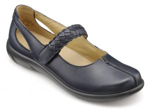 Hotter – SHAKE SHOES (Navy)