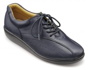 HOTTER – TONE SHOES (Navy)