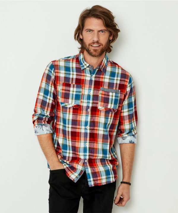 Joe Browns Check Shirt