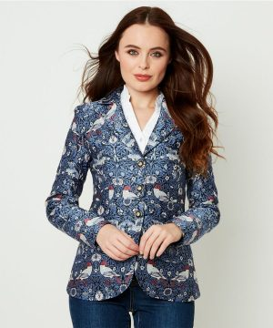 Joe browns Jacquard Jacket from the new spring summer collection.